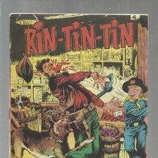 Tebeos: RIN-TIN-TIN 4, 1958, MARCO, MUY BUEN ESTADO. Lote 150181642