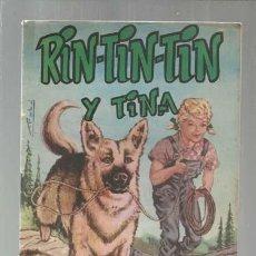 Tebeos: RIN-TIN-TIN Y TINA 8, 1963, MARCO, ÚLTIMO NÚMERO, BUEN ESTADO. Lote 150181746
