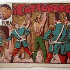 Tebeos: EL PUMA ORIGINAL Nº 33 - MARTÍNEZ OSETE - EDI. MARCO - HU. Lote 150844886