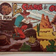 Tebeos: EL PUMA ORIGINAL Nº 38 - MARTÍNEZ OSETE - EDI. MARCO - HU. Lote 150845026