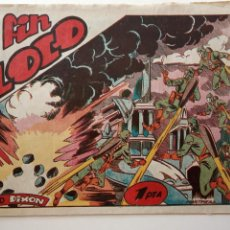 Tebeos: RED DIXON ORIGINAL 1ª SERIE Nº 62 - 1954 EDI. MARCO - MARTÍNEZ OSETE - HU. Lote 151020250