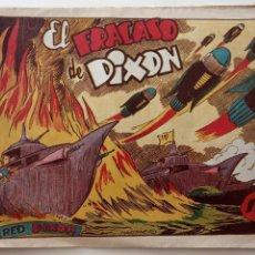 Tebeos: RED DIXON ORIGINAL 1ª SERIE Nº 69 - 1954 EDI. MARCO - MARTÍNEZ OSETE - HU. Lote 151020622