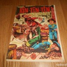 Tebeos: RIN-TIN-TIN Nº 4 ( DAVY Y SU FIEL ROY ) ( ORIGINAL ED. MARCO. Lote 151055978