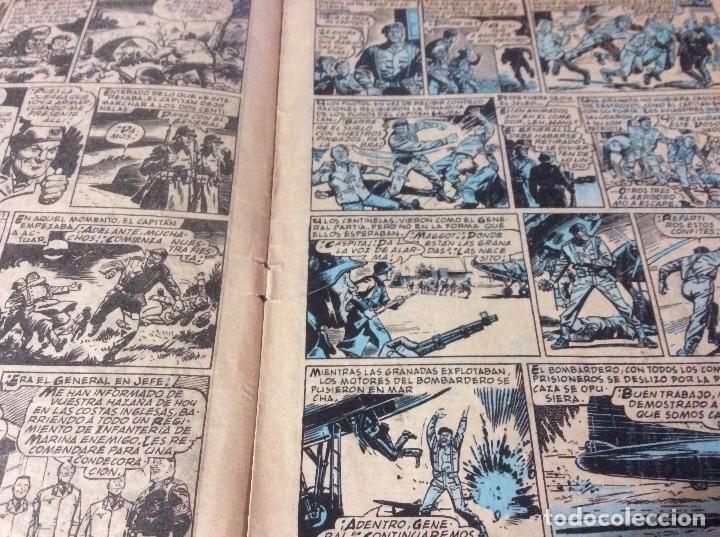 Tebeos: LA RISA TERCERA ÉPOCA Nº 3. EDICIONES MARCO 1965. RIZO. J. RIPOLL. E. BOIX. CASTILLO. FLEETWAY - Foto 3 - 151663754