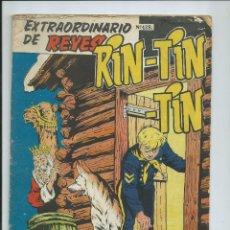 Tebeos: RIN TIN TIN Nº 128 ED. MARCO. EXTRAORDINARIO DE REYES. Lote 151895270