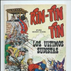 Tebeos: RIN TIN TIN Nº 242 ED. MARCO.. Lote 151895506