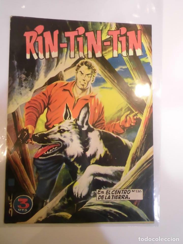 RIN-TIN-TIN NUMERO 130 (Tebeos y Comics - Marco - Rin-Tin-Tin)