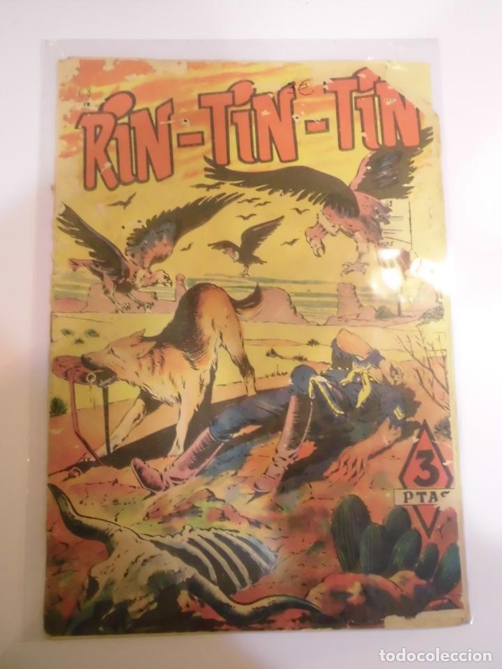 RIN-TIN-TIN NUMERO 68 - ED. MARCO - AÑOS 60 (Tebeos y Comics - Marco - Rin-Tin-Tin)