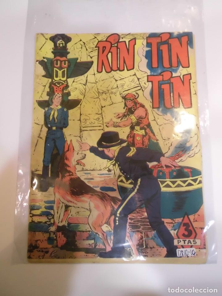 RIN-TIN-TIN NUMERO 57 - ED. MARCO - AÑOS 60 (Tebeos y Comics - Marco - Rin-Tin-Tin)
