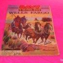 Tebeos: DAVY Y SU FIEL ROY Nº 318, WELLS FARGO. Lote 152720054