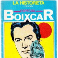 Tebeos: ESPECIAL BOIXCAR Nº 16 - EL HIJO DE DIABLO DE LOS MARES. Lote 154629050