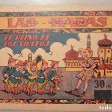 Tebeos: TEBEO COLECCION LAS HADAS EL REINO DE LOS CHATOS. ED MARCO. Lote 155534366