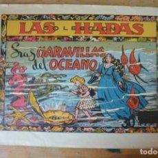 Tebeos: TEBEO COLECCION LAS HADAS LAS MARAVILLAS DEL OCEANO. EDICIONES MARCO. Lote 155588554