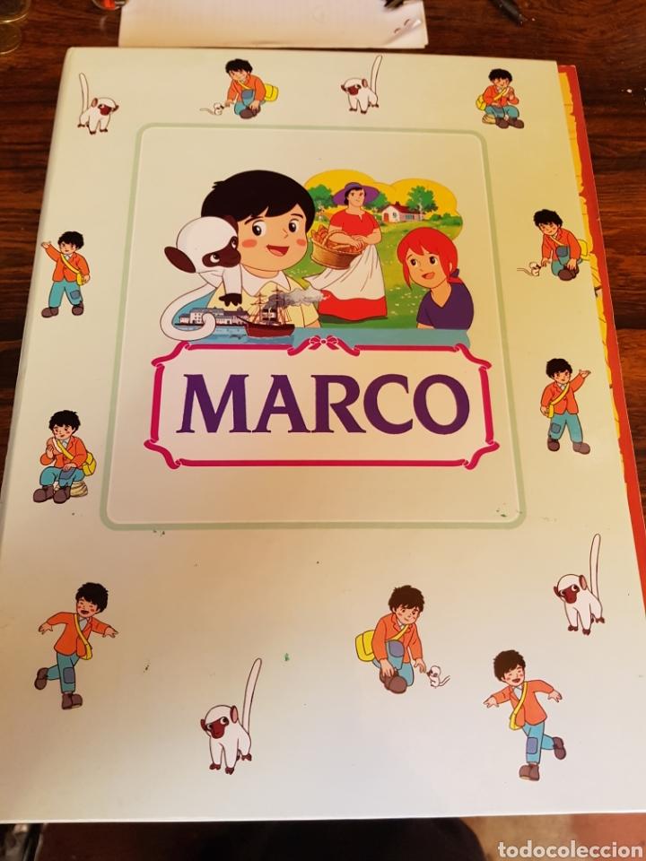 MARCO (Tebeos y Comics - Marco - Otros)