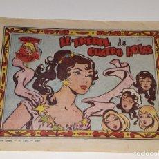 Tebeos: ANTIGUO COMIC COLECCION MARY LUZ Nº 41 - EL TREBOL DE CUATRO HOJAS - GRAFICAS MARCO AÑOS 50. Lote 293692623