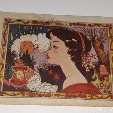 Tebeos: ANTIGUO COMIC COLECCION MARY LUZ Nº 31 - EL DUENDE DEL BOSQUE - GRAFICAS MARCO AÑOS 50. Lote 158020046