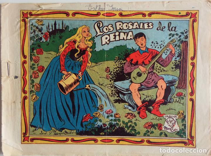 COLECCIÓN MARY LUZ Nº 7 - LOS ROSALES DE LA REINA (Tebeos y Comics - Marco - Otros)