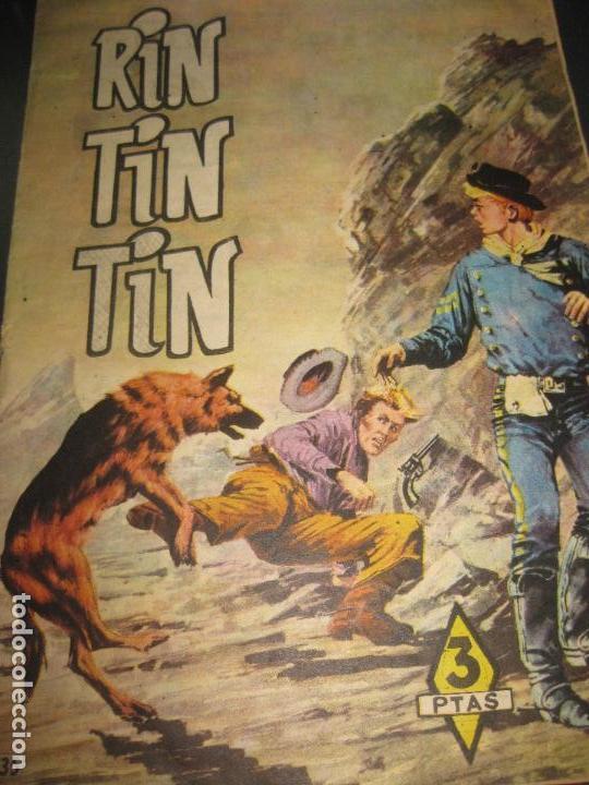 RIN TIN TIN Nº 35. MARCO 1958. (Tebeos y Comics - Marco - Rin-Tin-Tin)