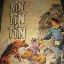 Tebeos: RIN TIN TIN Nº 35. MARCO 1958.. Lote 159993326