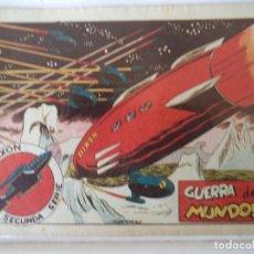 Tebeos: RED DIXON SEGUNDA SERIE Nº 42 MARCO ORIGINAL. Lote 160573406