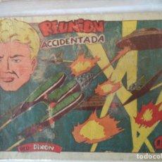Tebeos: RED DIXON PRIMERA SERIE Nº 23 MARCO ORIGINAL. Lote 160574482