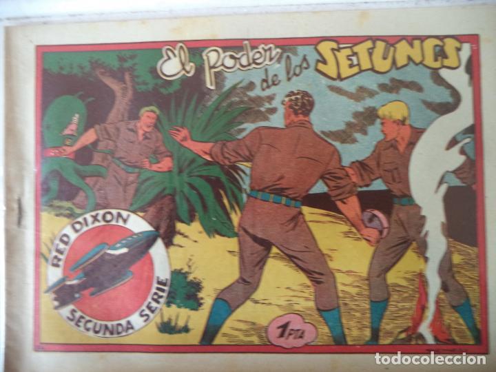 RED DIXON SEGUNDA SERIE Nº 74 MARCO ORIGINAL (Tebeos y Comics - Marco - Red Dixon)