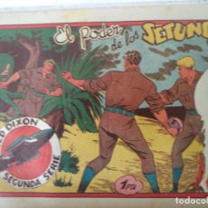 Tebeos: RED DIXON SEGUNDA SERIE Nº 74 MARCO ORIGINAL. Lote 160579098