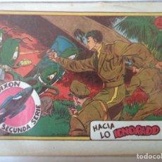 Tebeos: RED DIXON SEGUNDA SERIE Nº 72 MARCO ORIGINAL. Lote 160579678