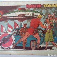Tebeos: RED DIXON SEGUNDA SERIE Nº 70 MARCO ORIGINAL. Lote 160579902