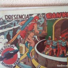 Tebeos: RED DIXON SEGUNDA SERIE Nº 60 MARCO ORIGINAL. Lote 160582778