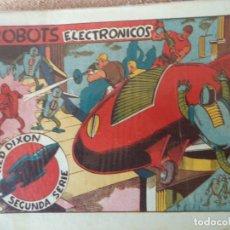 Tebeos: RED DIXON SEGUNDA SERIE Nº 56 MARCO ORIGINAL. Lote 160583338