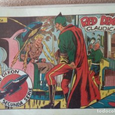 Tebeos: RED DIXON SEGUNDA SERIE Nº 48 MARCO ORIGINAL. Lote 160584234