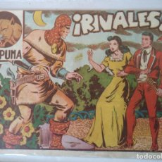 Tebeos: EL PUMA 1ª SERIE Nº 47 MARCO ORIGINAL. Lote 160626274