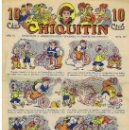 Tebeos: CHIQUITIN Nº 209. MARCO. Lote 160720074