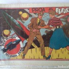 Livros de Banda Desenhada: RED DIXON 2ª SERIE Nº 77 MARCO ORIGINAL. Lote 160805290