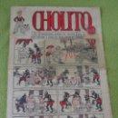 Tebeos: CHOLITO ORIGINAL NUMERO 4 - LAUREL Y HARDY ... 1925. Lote 161715674