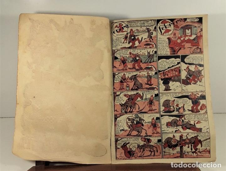 Tebeos: ALMANAQUE 1945. EDITORIAL MARCO. BARCELONA. - Foto 3 - 161755134