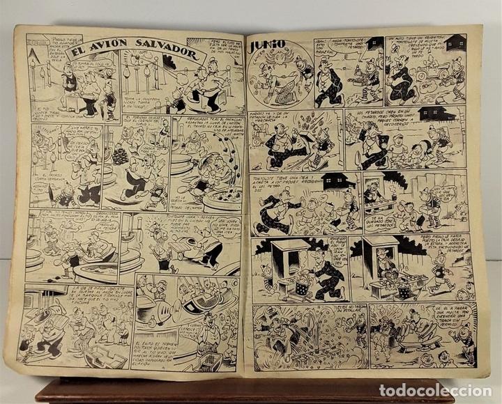 Tebeos: ALMANAQUE 1945. EDITORIAL MARCO. BARCELONA. - Foto 4 - 161755134