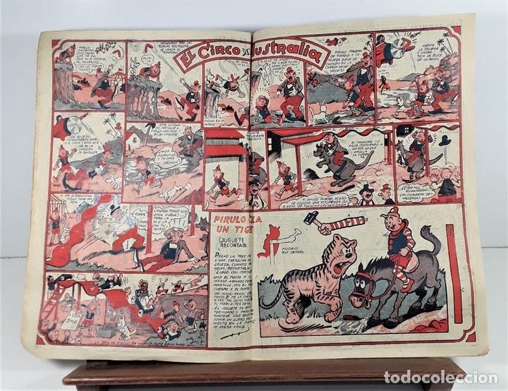 Tebeos: ALMANAQUE 1945. EDITORIAL MARCO. BARCELONA. - Foto 5 - 161755134