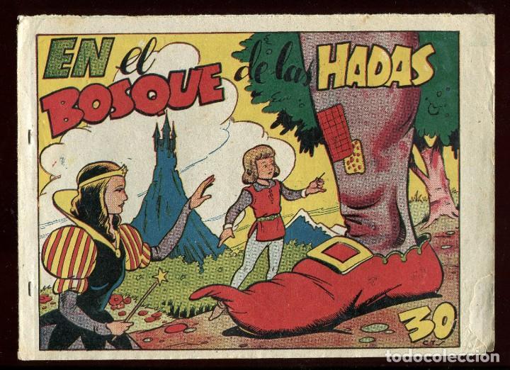 CUENTO DE HADAS - EDITORIAL MARCO / EN EL BOSQUE DE LAS HADAS (Tebeos y Comics - Marco - Otros)