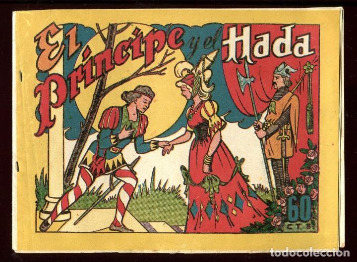 CUENTO DE HADAS - EDITORIAL MARCO / EL PRÍNCIPE Y EL HADA (Tebeos y Comics - Marco - Otros)