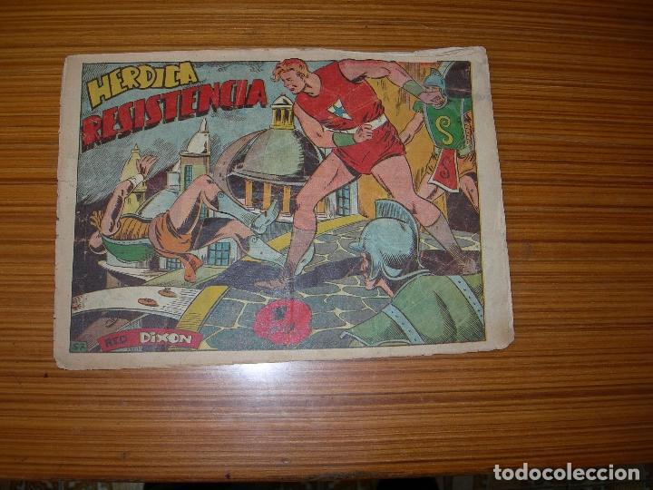 RED DIXON Nº 67 EDITA MARCO (Tebeos y Comics - Marco - Red Dixon)