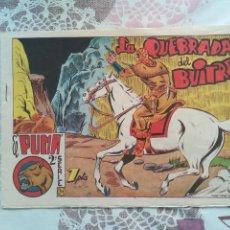 Tebeos - EL PUMA 34 SEGUNDA SERIE - 165051306