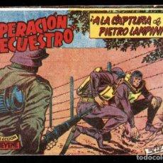 Tebeos: OPERACIÓN SECUESTRO - EDITORIAL MARCO / NÚMERO 8. Lote 165190002