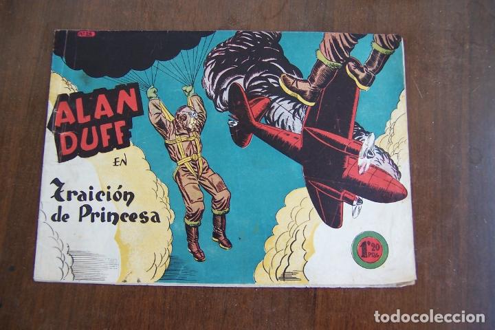 MARCO,- ALAN DUFF Nº 19-20-22-23-28 Y TAMBIÉN SUELTOS (Tebeos y Comics - Marco - Otros)