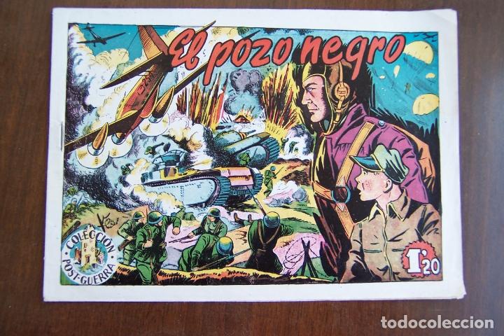 MARCO,- POST-GUERA Nº 3 EL POZO NEGRO (Tebeos y Comics - Marco - Otros)
