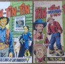 Tebeos: RIN-TIN-TIN Nº 195 Y EXTRA Nº 258 (MARCO 1965/66). Lote 131679998