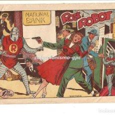 Tebeos: ROCK ROBOT Nº 1 !! TEBEO ORIGINAL 1957 NATIONAL BANK GRÁFICAS MARCO RARO Y DIFÍCIL !! OFERTA MIRA !!. Lote 168777440