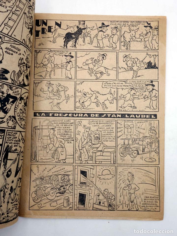 Tebeos: COLECCIÓN ACROBÁTICA INFANTIL. ALMANAQUE PIRULO 1947 (Vvaa) Marco, 1947 - Foto 3 - 169320178
