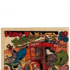 Tebeos: BIBLIOTECA ESPECIAL PARA NIÑOS -HIPO TAXISTA- ORIGINAL,1942. . Lote 169832468